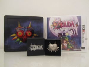 Majora's Mask 3D Collector Inside 1