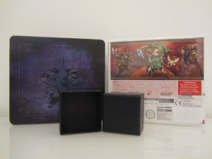 Majora's Mask 3D Collector Inside 2