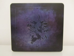 Majora's Mask 3D Steelbook Back
