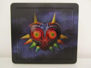 Majora's Mask 3D Steelbook Front