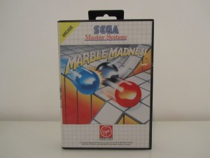 Marble Madness Front