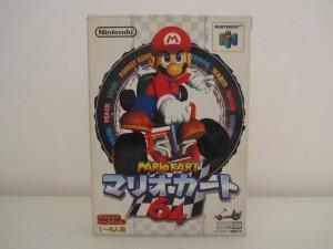 Mario Kart 64 Front