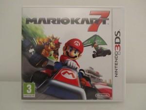 Mario Kart 7 Front