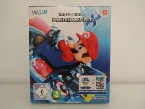 Mario Kart 8 Collector Front