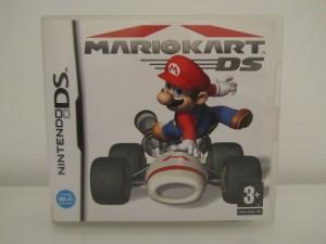 Mario Kart DS Front