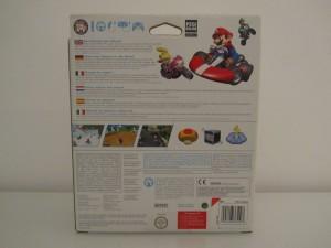 Mario Kart Wii + Wii Wheel Back