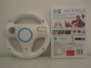 Mario Kart Wii + Wii Wheel Inside 2