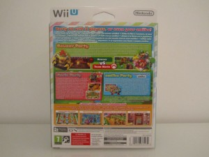 Mario Party 10 Collector Back