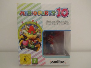 Mario Party 10 Collector Front