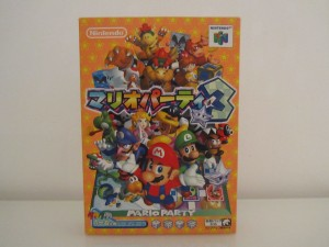 Mario Party 3 Front