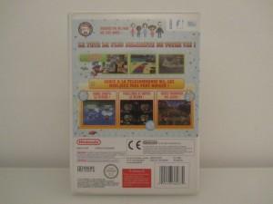 Mario Party 8 Back