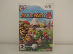 Mario Party 8 Front