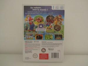 Mario Party 9 Back
