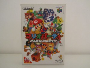 Mario Party Front