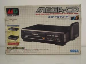 Mega-CD Front