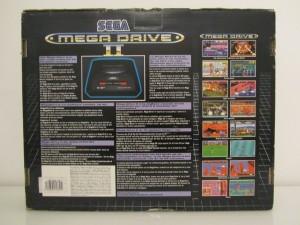 Mega Drive 2 Back