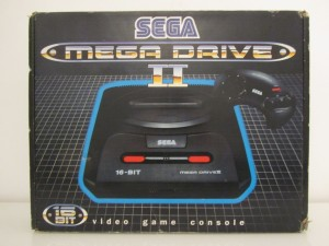 Mega Drive 2 Front