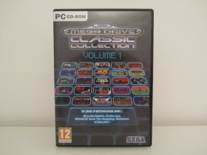 Mega Drive Classic Collection 1 Front