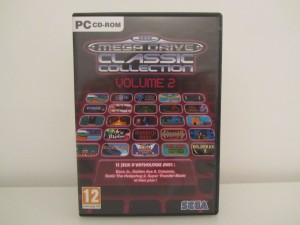 Mega Drive Classic Collection 2 Front