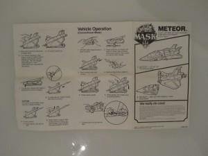 Meteor Notice 1