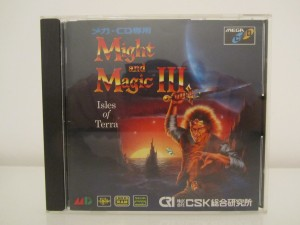 Might And Magic III Front