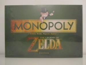 Monopoly Zelda Front