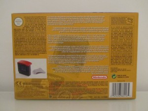 N64 Expansion Pak Back