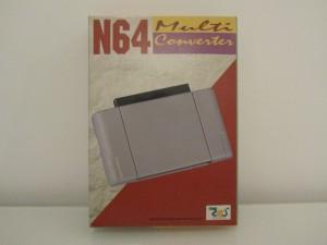 N64 Multi Converter Front