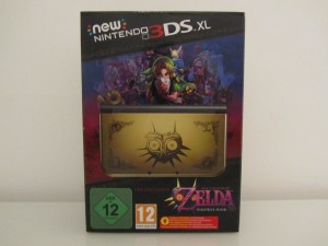 New 3DS XL Zelda Front