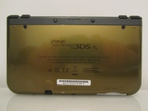 New 3DS XL Zelda Inside 2