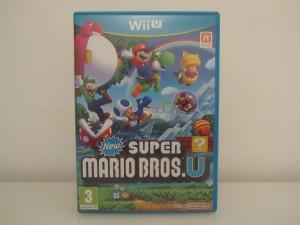 New Super Mario U Front