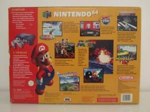 Nintendo 64 Back