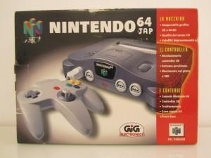 Nintendo 64 Front