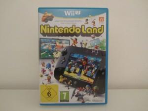 Nintendo Land Front