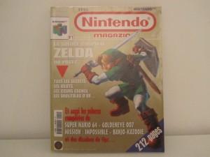 Nintendo Magasine Hors-Série Front
