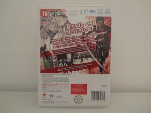 No More Heroes 2 Back