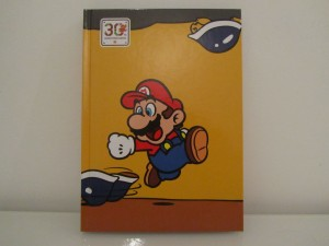 Notebook Super Mario Maker Front