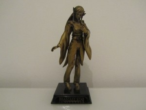 PSU Figure Collection Mirei Mikuna (Bronze)