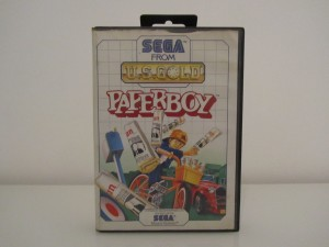 Paperboy Front