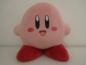Peluche Kirby Front