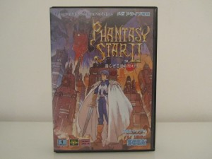 Phantasy Star 2 Front