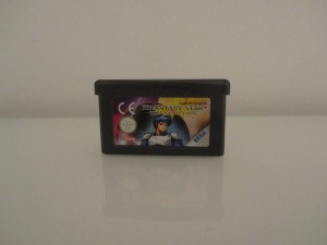 Phantasy Star Collection GBA Front