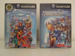 Phantasy Star Online Episode I, II & III Inside 1