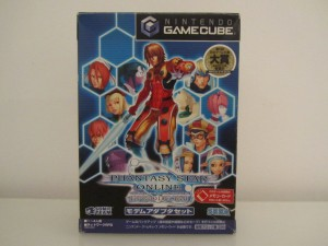 Phantasy Star Online Episode I & II + Modem Front
