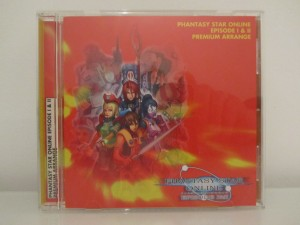 Phantasy Star Online Episode I & II Premium Arrange Front