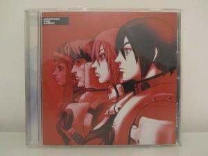 Phantasy Star Online Original Soundtrack Front