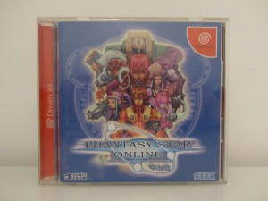 Phantasy Star Online Ver.2 Front