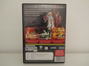 Phantasy Star Universe Ambition Of The Illuminus FR Back