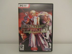 Phantasy Star Universe Ambition Of The Illuminus FR Front
