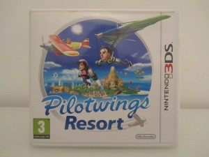 Pilotwings Resort Front
